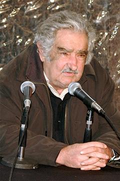 Jose Mujica Interna