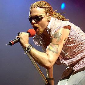 Guns N`Roses en el Uruguay