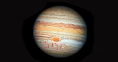 Impacto en Júpiter