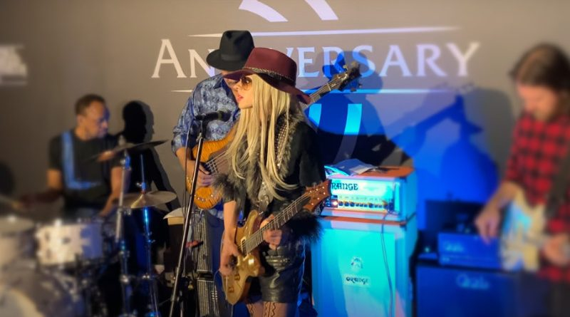 Orianthi, una bad girl