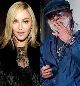 Madonna y su hermano Anthony Ciccone