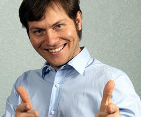 Idzi Dutkievicz el protagonista de la serie