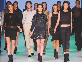 Semana de la moda en Hong Kong