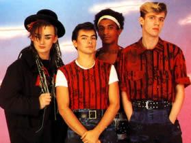 Culture Club año 1985
