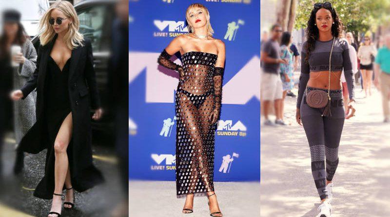 10 famosas hot