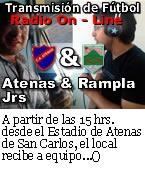 Hacer Click arriba en imágen para ingresar a la Radio On-Line