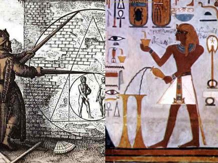 Resultado de imagen de La Alquimia de los Egipcios