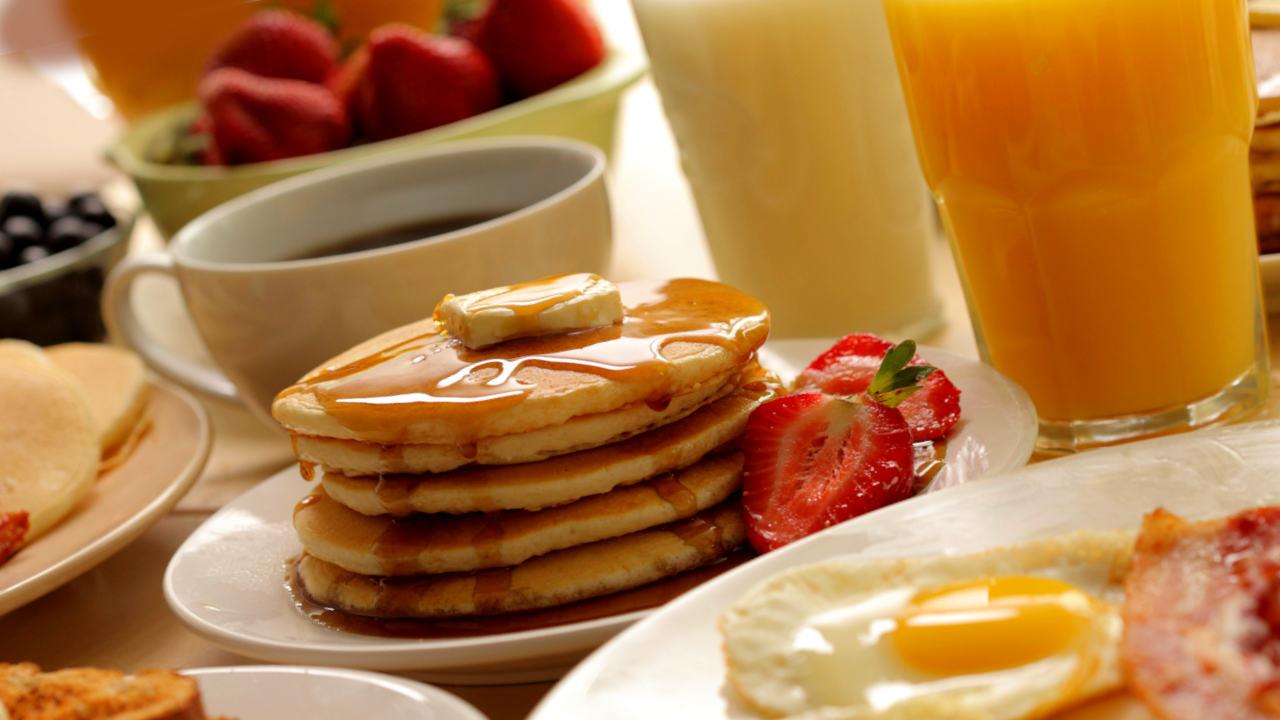 Desayuno americano | El Reporte