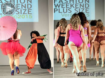 Fashion Weekend talles extra