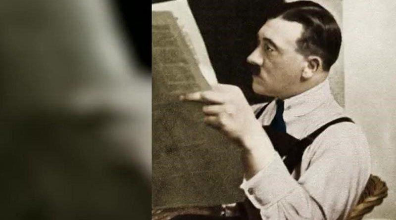 Hitler: El remate de la carta con la traición