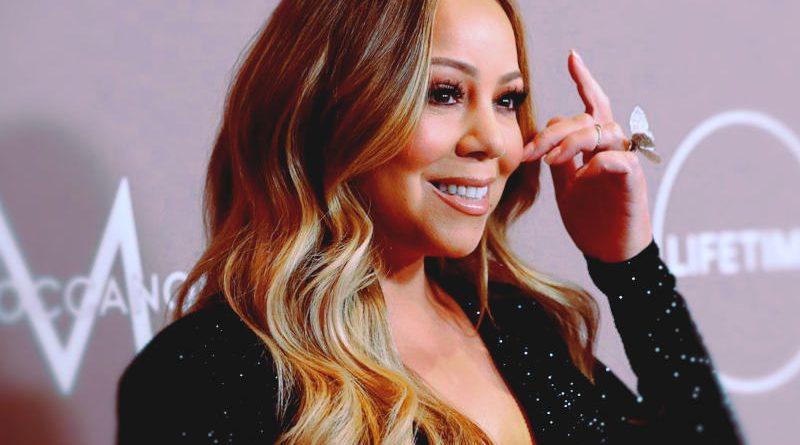 Mariah Carey, el ave cantora suprema