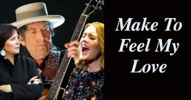 Make to feel my love