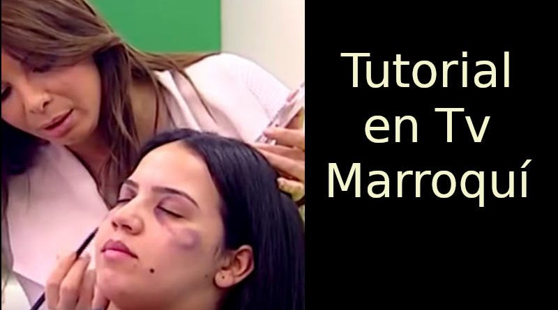 Tutorial en tv marroquí