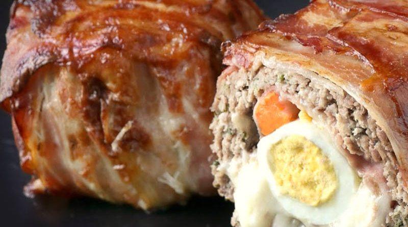 Pan de carne casero