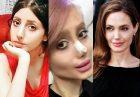 ¿Parecida a Angelina?