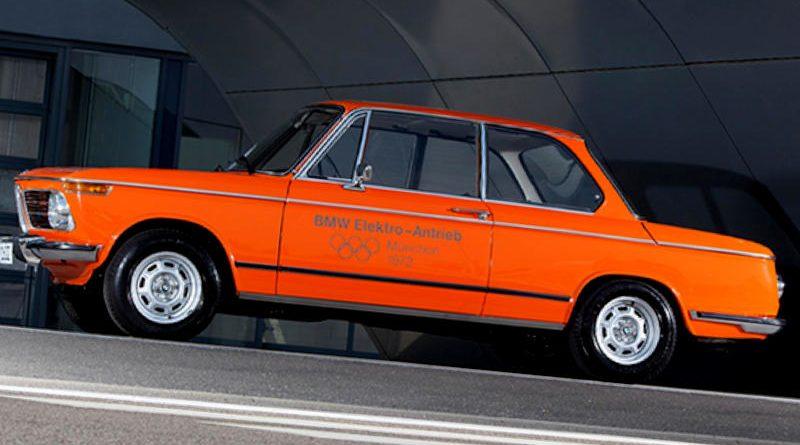 El automóvil eléctrico alemán de los 70