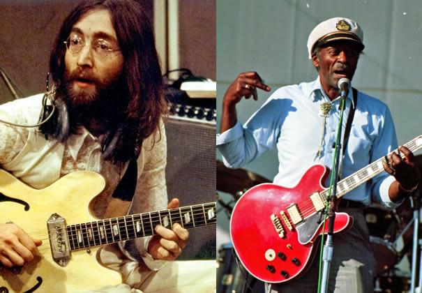 El plagio de Lennon a Berry