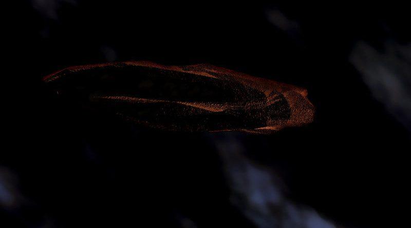 Oumuamua, el asteroide Interestelar