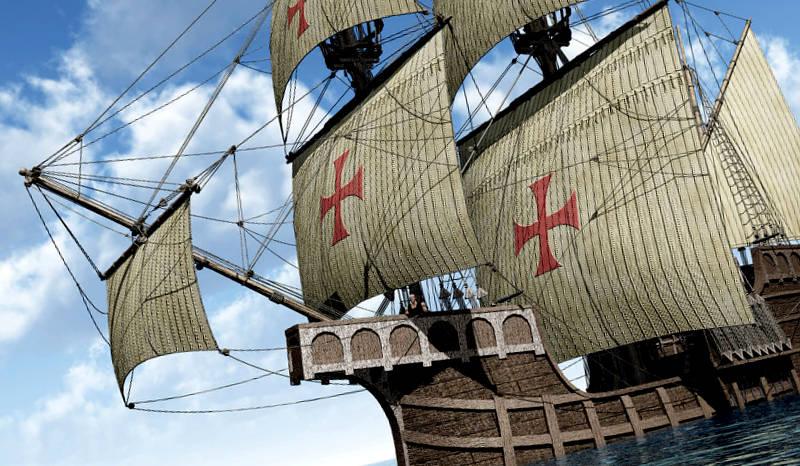 ¿Qué comida llevaban las carabelas de Colón?