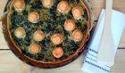 Como preparar el quiche espinacas