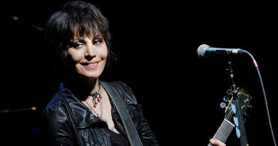Joan Jett; I Love Rock 'N Roll