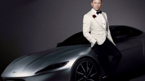 El coche del 007, será eléctrico