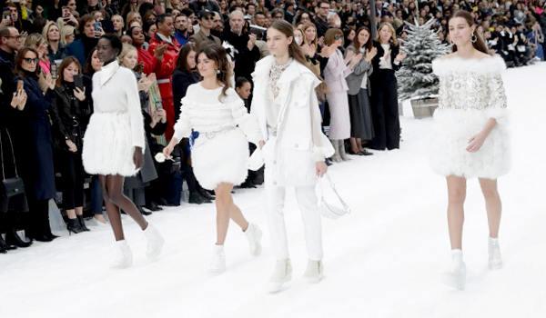 El adió de Penélope a  Karl Lagerfeld