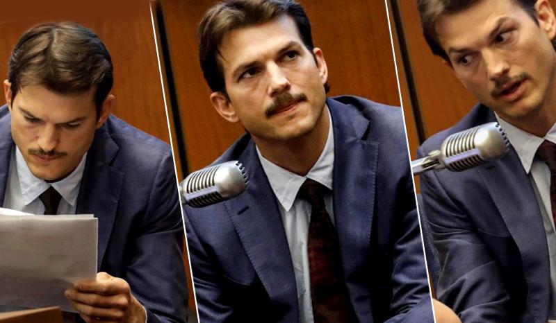 Ashton Kutcher por el asesinato de un ex novia