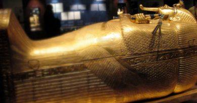 ¿Cómo lucía Tutankamón?