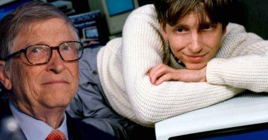 Bill Gates dijo que haría si viajara en el tiempo