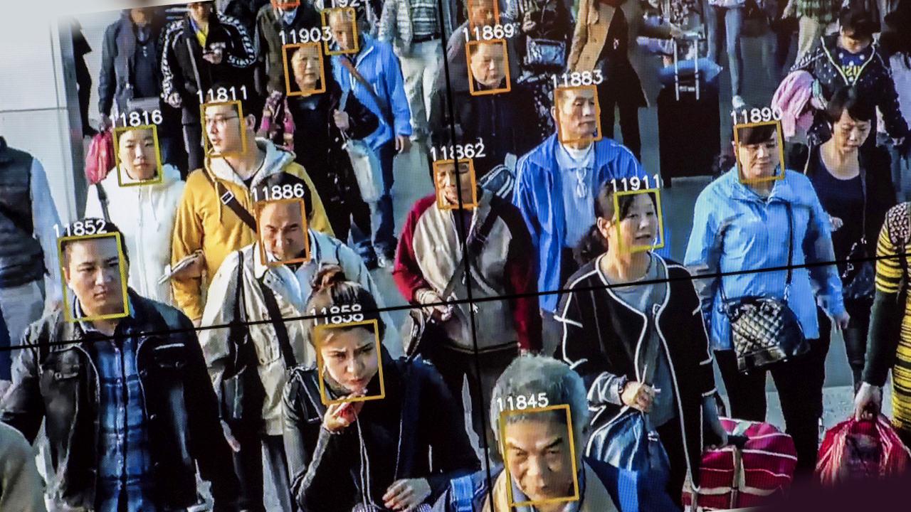 Control social tecnológico en China