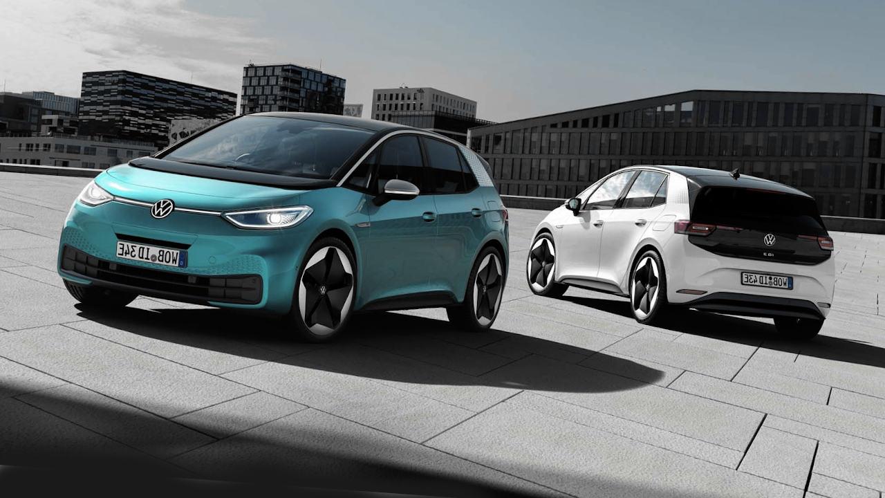 Nuevo VW-ID. 3 Carga rápida, confort y precio bajo
