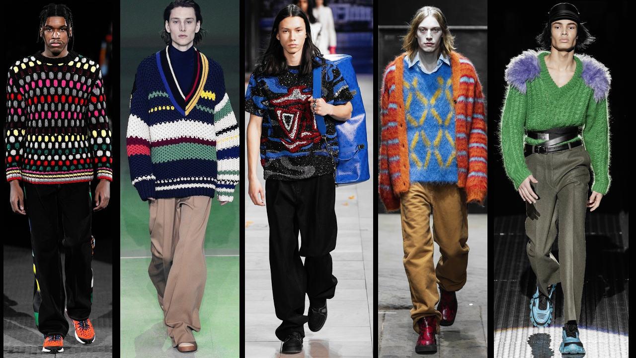Los nuevos suéteres del 2020
