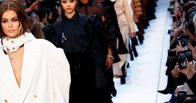 Las Semana de la Moda se solidariza con China