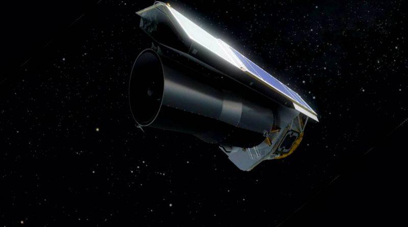 Fin del telescopio espacial Spitzer