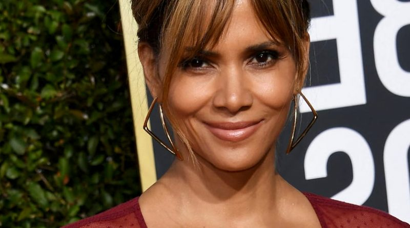 Accidente de Halle Berry