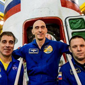 Soyuz MS-16 podría cargar el virus al espacio