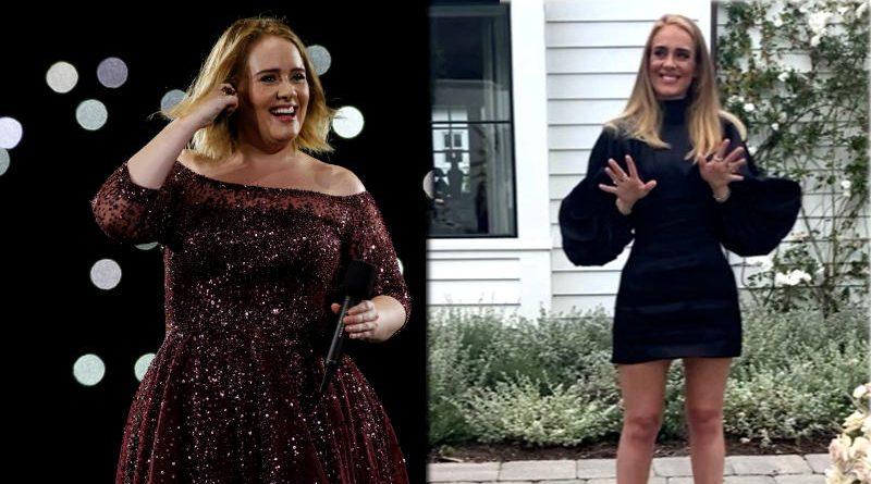 La nueva figura de Adele