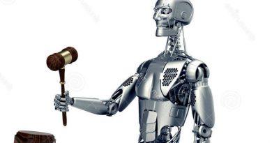 Robot juez