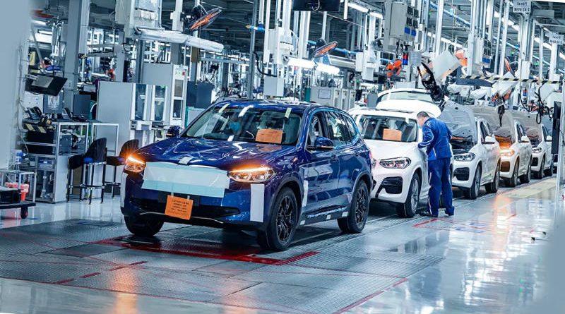 Nueva SUV eléctrica BMW debuta en 2020