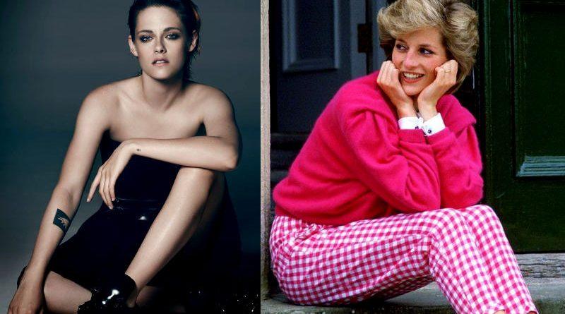 Kristen Stewart protagoniza Lady Di