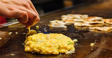 Omelette de spinaca
