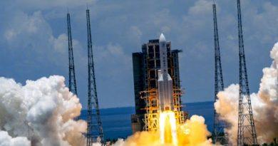 misión de China a Marte
