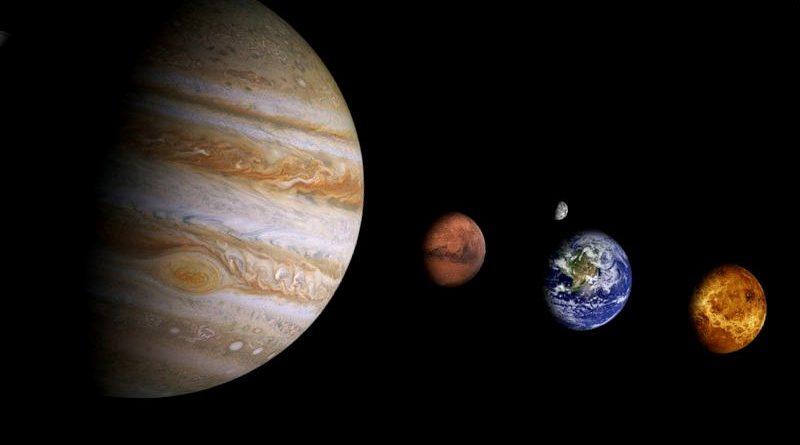 El viaje a Marte tiene un pasaje obligado por Venus