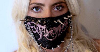 Lady Gaga a cara limpia