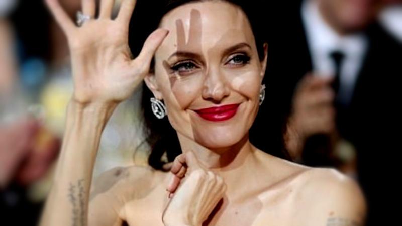 Angelina Jolie exige cambio de juez