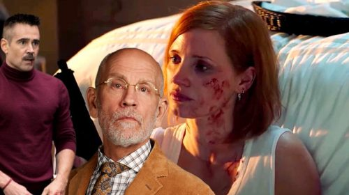 Jessica Chastain es la asesina Ava