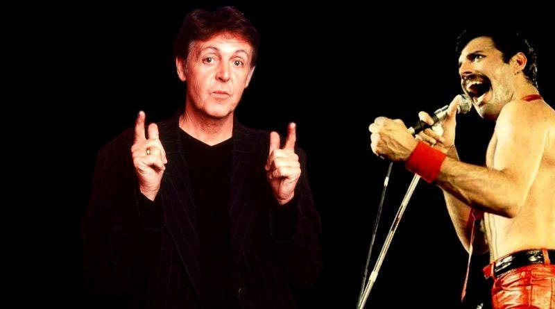 Paul y Freddie