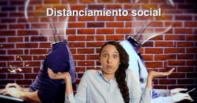 Distanciamiento social: ¿Que hacemos?