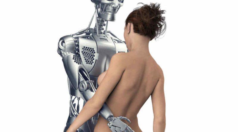 ¿Te animarías a tener sexo con un robot?